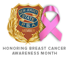 NJSPBA Honoring Breast Cancer Awareness Month